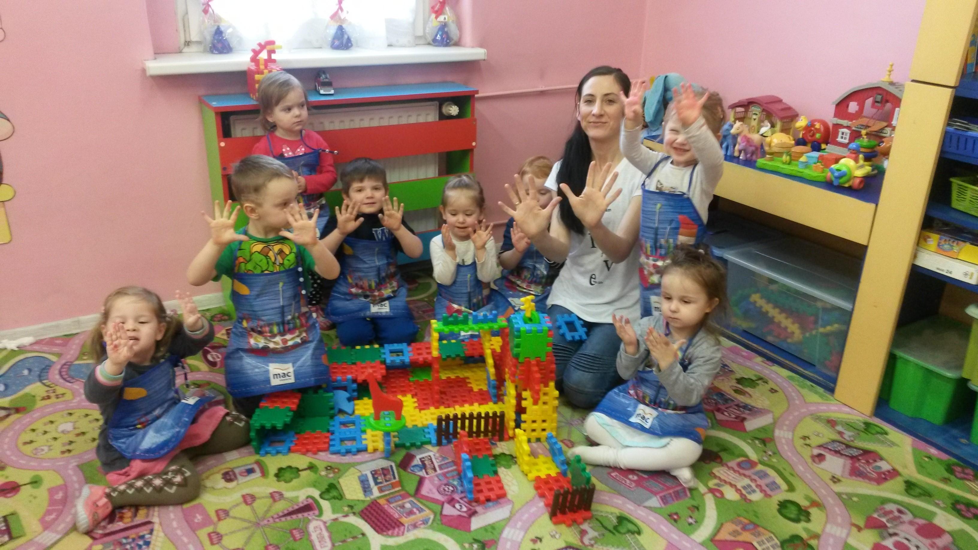 Nasze Zabawy Na Dywanie Wiewiórki Przedszkole Pod Aniolem